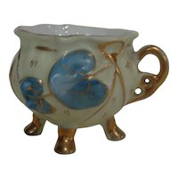 Bone China 4 Footed Demitasse Tea Cup