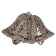 Speckled Ceramic Bell Dish