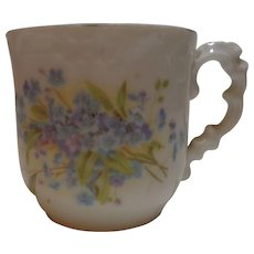 Forget Me Knots China Tea Cup