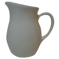 Creamer Centura by Corning