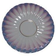 Lusterware Saucer