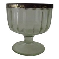 Kerr Jelly Glass with Cover