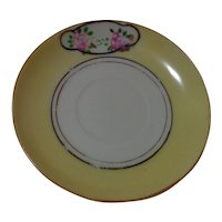 Hand Painted Saucer Children's Dish