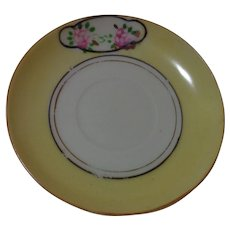 Hand Painted Saucer Children's Dish