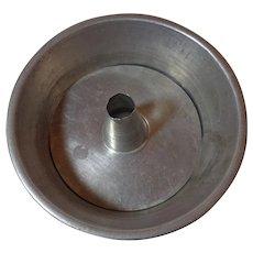 Aluminum Angel Food Cake Pan
