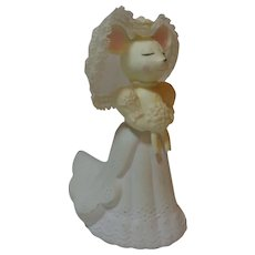 Avon Church Mouse Bride