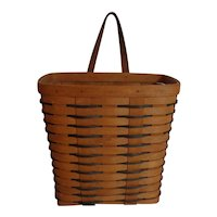 Longaberger Tall Key Basket