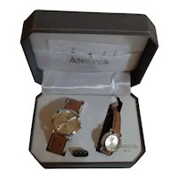 Anriya Milan Vintage Collection Watches
