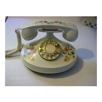 Ivory Empress Telephone by American Telecommunications Corp.