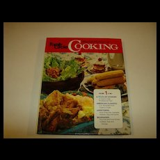 Family Circle Illustrated Library of Cooking Vol. 1 - 1972