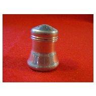 Pewter Individual Salt Shaker