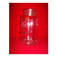 Kerr 2 Quart Self Sealing Canning Jar