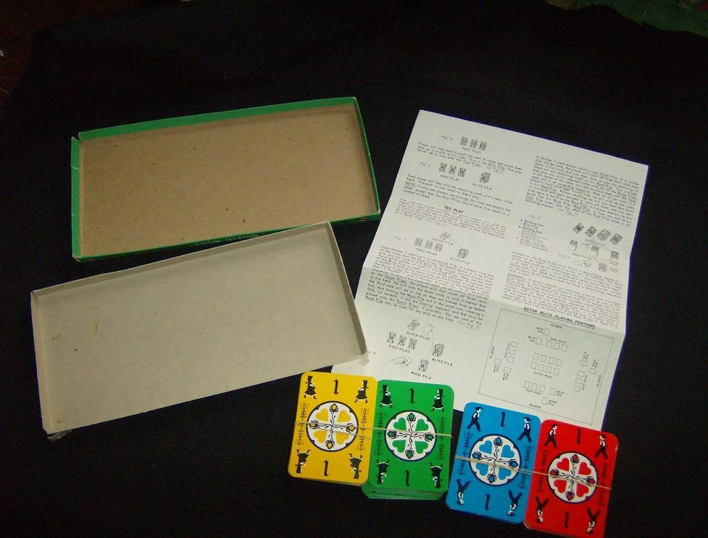 blitz card game instructions