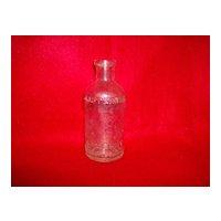 Listerine Bottle ~ Lambert Pharmacal Company