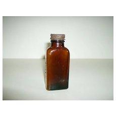 Anacin Bottle ~ Owens Illinois Glass Co. ~ 1942