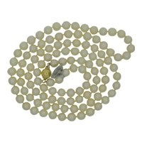 "Cultured Pearl Necklace, 33"" long"