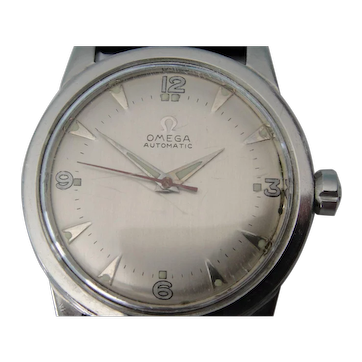 Omega Bumper Automatic Watch circa 1949