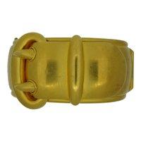 Victorian 15K Gold Bangle