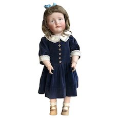 """Great K & R 114 character doll, 22"""""""