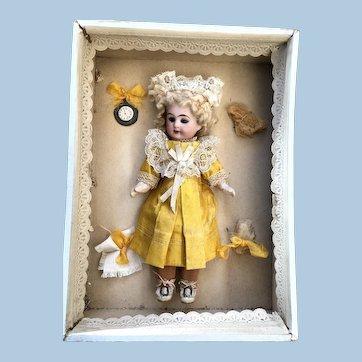 "7,5"" Doll in original presentation box"
