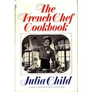 1968 JULIA CHILD 'The French Chef Cookbook' DJ, Stated First Edition, Master Chef