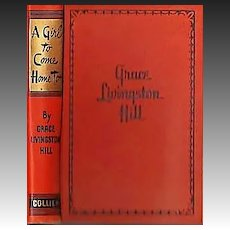 1945 'A Girl to Come Home To' War, RARE First Edition, Espionage, Inspirational Romance, Fiction, Vintage