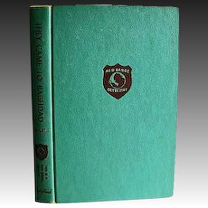 1951 Agatha Christie 'They Came To Baghdad', RARE First American Edition, Red Badge Detective, Mystery, Red Badge Series, Hardcover