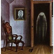 1962 Alfred Hitchcock's 'Ghostly Gallery' 1st Ed, DJ, Ghost Stories, Fred Banbery Art, Mystery, Series