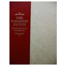 SIGNED Scottie Fitzgerald 'The Romantic Egoists' 1974 Limited Edition, F. Scott & Zelda Fitzgerald, Art