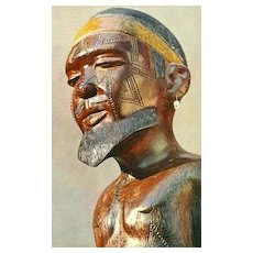 1967 'African Mythology', 1st Ed, DJ, African Art, Mythology, Out-of-Print, Primitive Sculptures