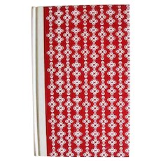 1971 'Christmas in Mexico' Anne Morrow Lindbergh, RARE Limited First Edition, DJ,  Bring Me a Unicorn: Diaries and Letters of Anne Morrow Lindbergh, Dwight W. Morrow, U.S. Ambassador to Mexico, OUT-OF-PRINT