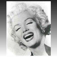1960's Marilyn Monroe Hollywood Studio Photograph - Sex Symbol / Pin-Up / Movie Memorabilia / Vintage