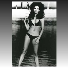 1960's RAQUEL WELCH Hollywood Studio Photograph - Sex Symbol, Pin-Up, Movie Memorabilia, Vintage