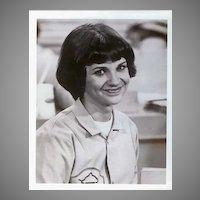 1960's CINDY WILLIAMS Hollywood Studio Photograph, Movie Memorabilia, Laverne & Shirley, TV, Vintage