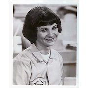 1960's CINDY WILLIAMS Hollywood Studio Photograph, Movie Memorabilia, Laverne & Shirley, TV, Vintage
