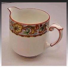 Beautiful Vintage Paragon Fine Bone China Creamer - Made in England