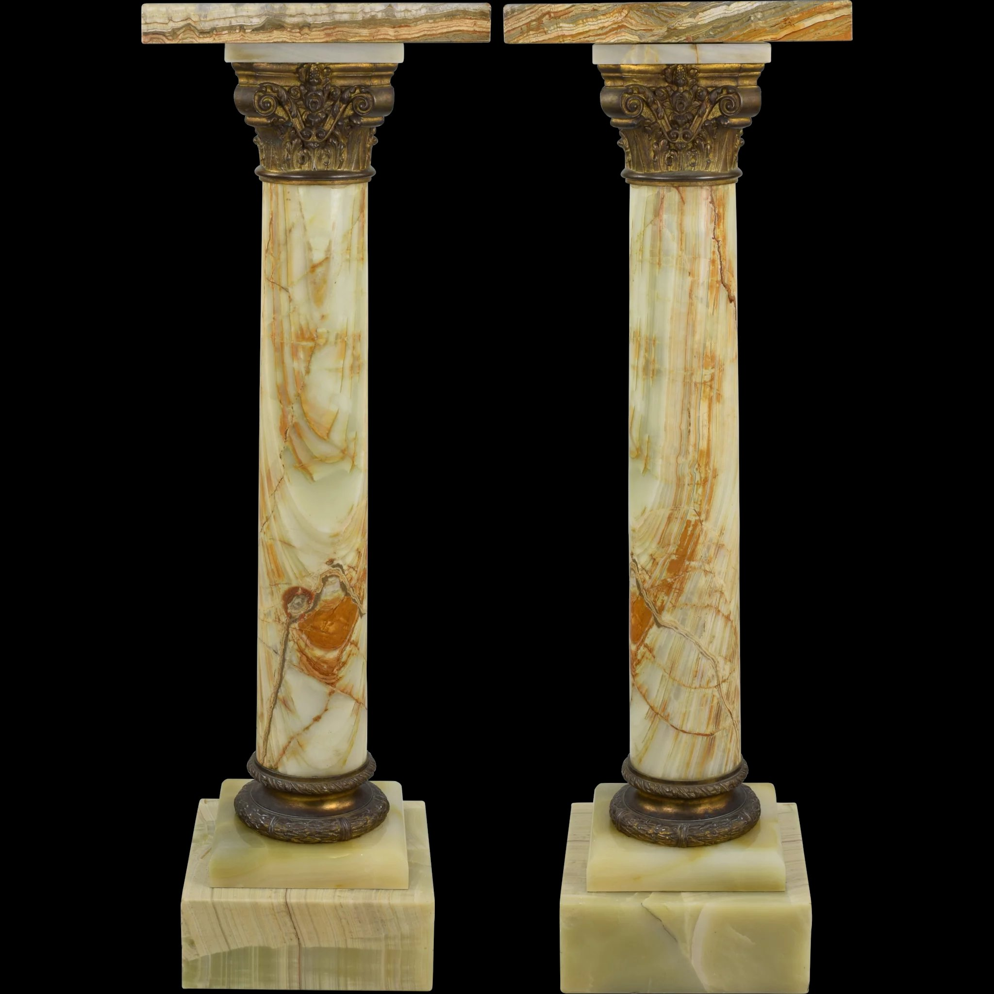 royalty pedestal vector object free image column roman greek or
