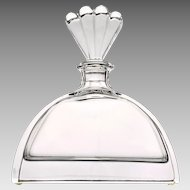 Vintage Colle Alba Crystal Italian Liquor Decanter