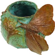 Sharles Bronze Bowl with Moth - Limited Edition 1 of 150