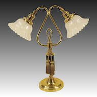 French Empire Style Lamp - Desk or Boudoir