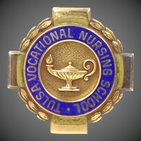 Tulsa Vocational Nursing School Pin