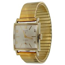Man's 19 Jewel Elgin Wrist Watch