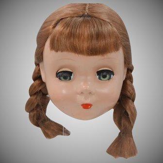 Vintage Mme. Alexander Maggie Doll Head