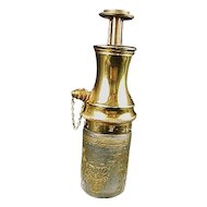 French Glass Perfume Atomizer Le Parisien Made in France