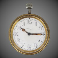 Concord Watch Co. 15j Automobile 8 Day Watch / Clock