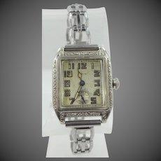 Man's 1920's Elgin Wrist Watch