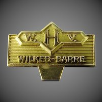 10k Gold Wyoming Valley Hospital Wilkes-Barre Nursing Pin