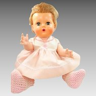 "American Character 12"" Tiny Tears Doll Rock A Bye Eyes"