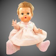 """American Character 12"""" Tiny Tears Doll Rock A Bye Eyes"""