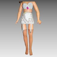 Bra, Girdle & Stockings Miss Revlon or Cissy Dolls